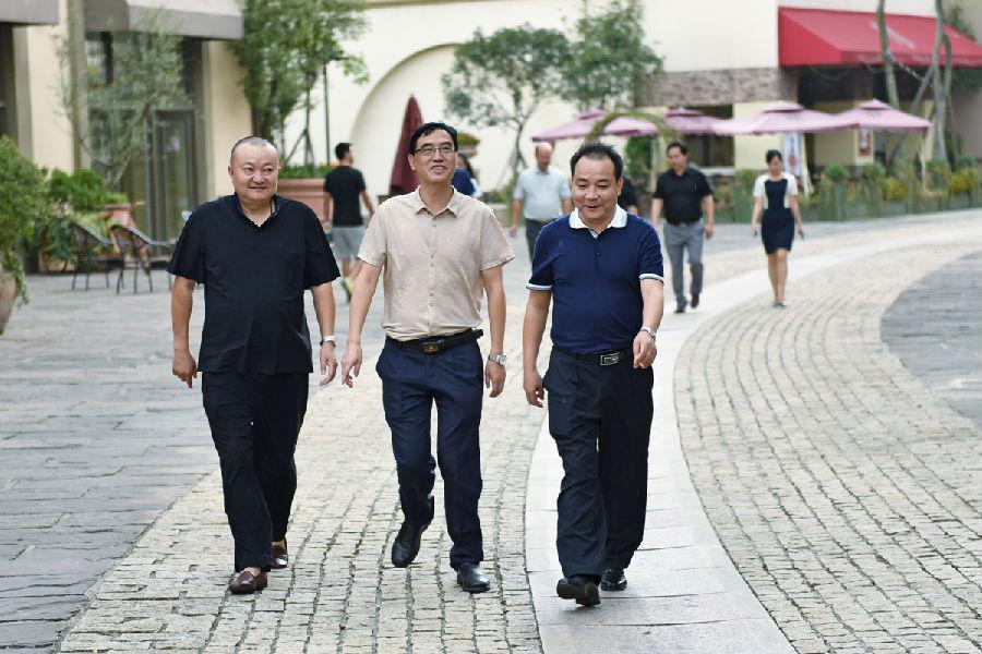 中共达州市委副书记、市人民政府市长郭亨孝、